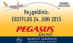 Pegasus Airlines makes Münster/Osnabrück its next German destination