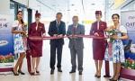 Qatar Airways links up global hubs