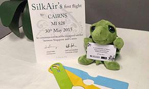 SilkAir raises presence in Australia