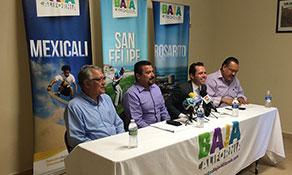 Aeromexico starts third Mexicali route
