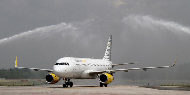 Vueling Barcelona to Trieste