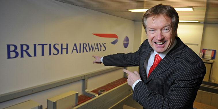 British Airways - Simon Lea