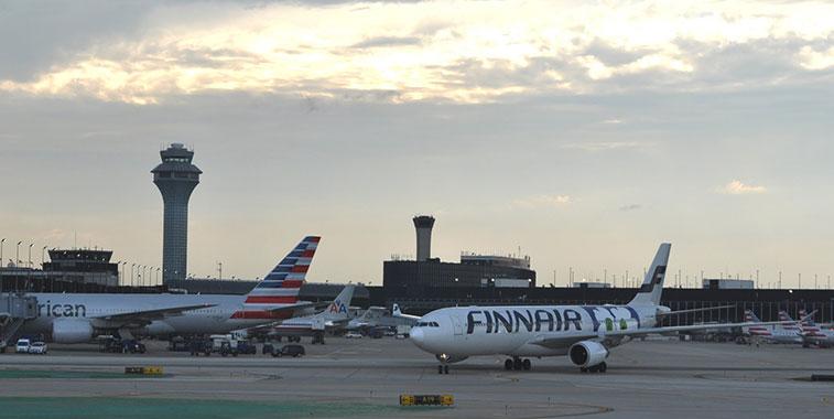Finnair Chicago