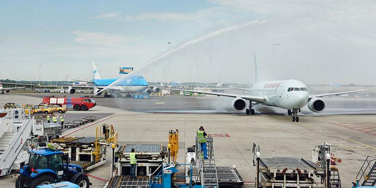 Air Canada Toronto Pearson to Amsterdam 4 June