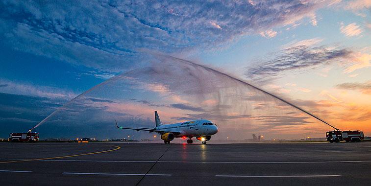 Vueling Barcelona to Moscow Sheremetyevo 3 June