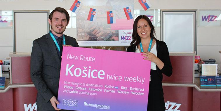 Wizz Air Kosice