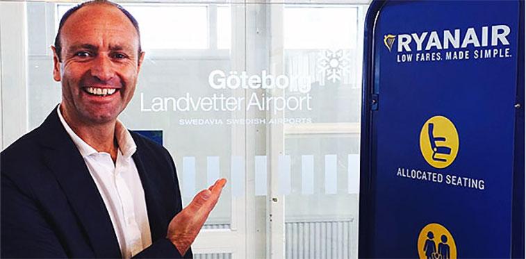 Gothenburg Airport Ryanair