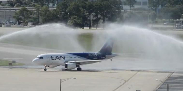 LAN Airlines Lima to Orlando