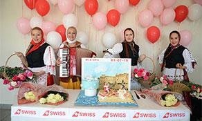 SWISS grows Zurich network