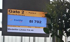 InselAir Aruba launches three routes – two to Columbia