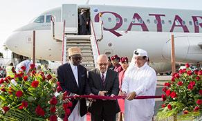 Qatar Airways lands on the Spice Island