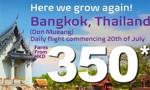 HK Express heads to Bangkok