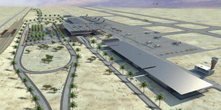 Ramon International Airport Israel