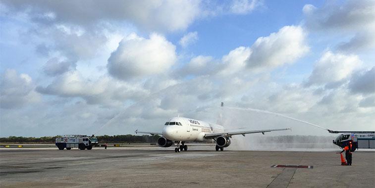 Volaris Cancun to Guatemala City