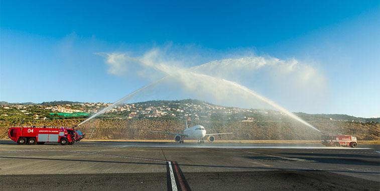 Vueling Barcelona to Funchal