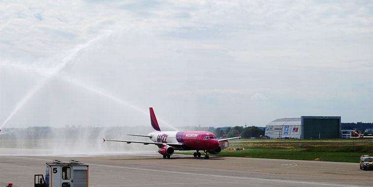 Wizz Air Skopje to Memmingen