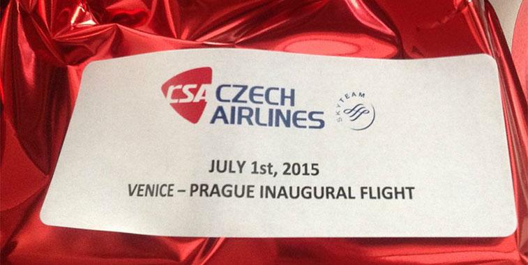 Czech Airlines Prague
