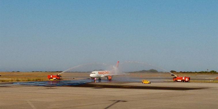 easyJet Geneva to Menorca