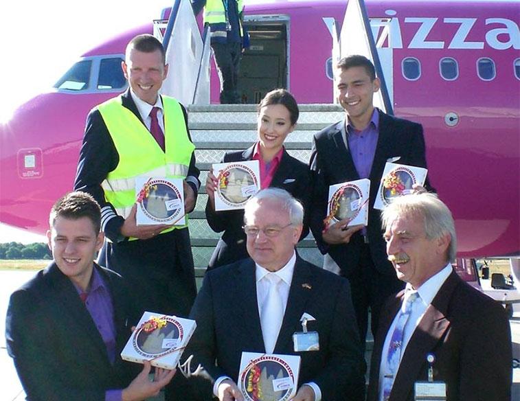 Wizz Air Lubeck