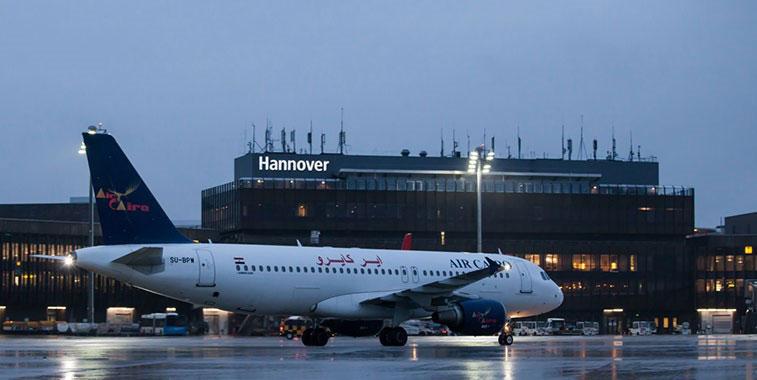 Air Cairo Hannover