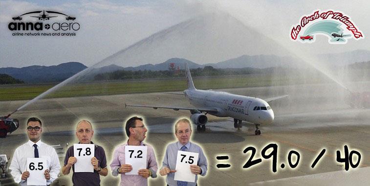 Dragonair Hong Kong to Hiroshima