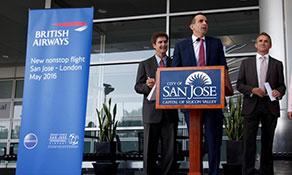 British Airways to start flights to San Jose – not New Orleans