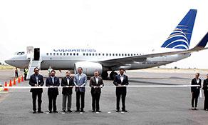 Copa Airlines parades into Puebla