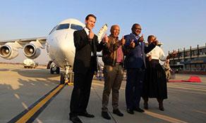 SA Airlink inaugurates Pretoria