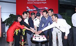Hyderabad Rajiv Gandhi Airport breaks through the 10-million passenger milestone; AirAsia, Gulf Air, TruJet and Vistara are newest carriers
