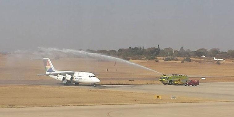 SA Airlink Cape Town to Pretoria