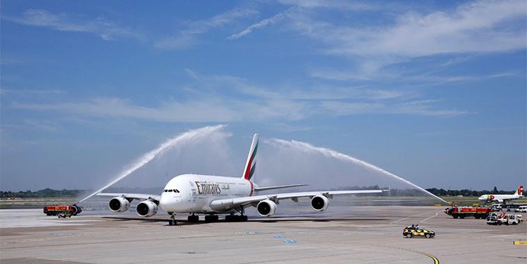 Airbus emirates