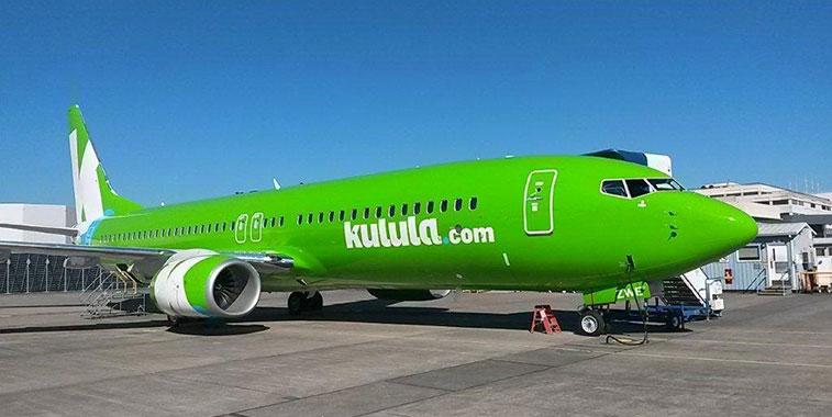Kulula 737-800