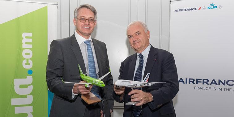 Kulula Air France codeshare