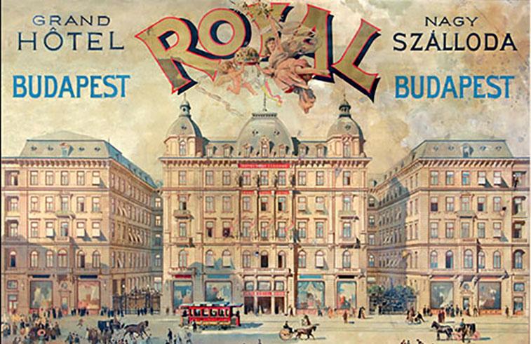 Royal hotel Budapest