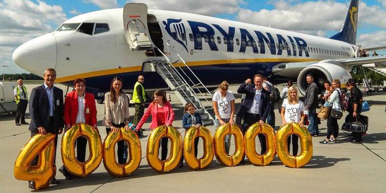 Ryanair Lodz Airport