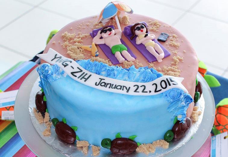 Winnipeg cake