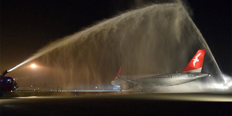 Air Arabia Sharjah Faisalabad 18 September