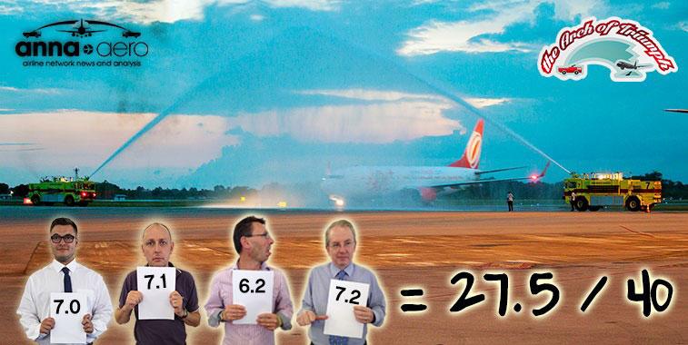 GOL Belem to Paramaribo