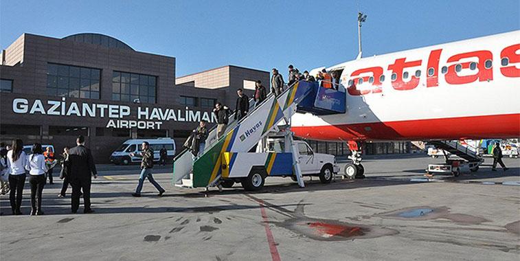 Gaziantep Airport Syria