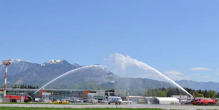 Ljubljana Airport FTWA