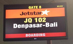 Jetstar Airways delivers Townsville's first international service