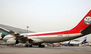 Sichuan Airlines arrives in Dubai