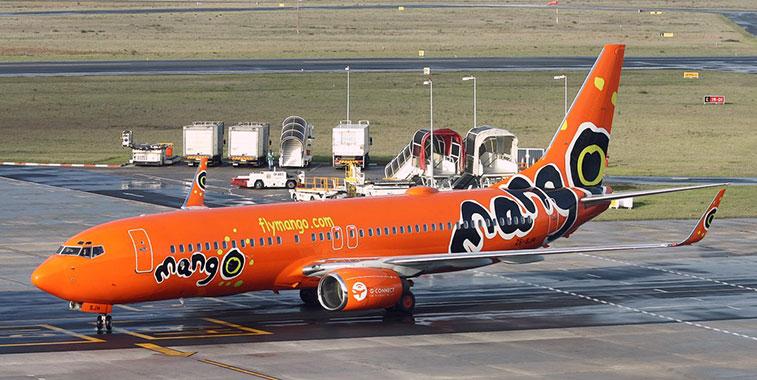 Mango 737-800s