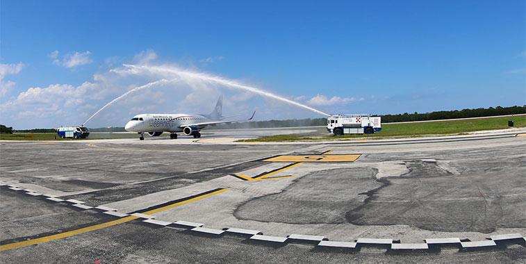 Aeromexico Mexico City to Cozumel