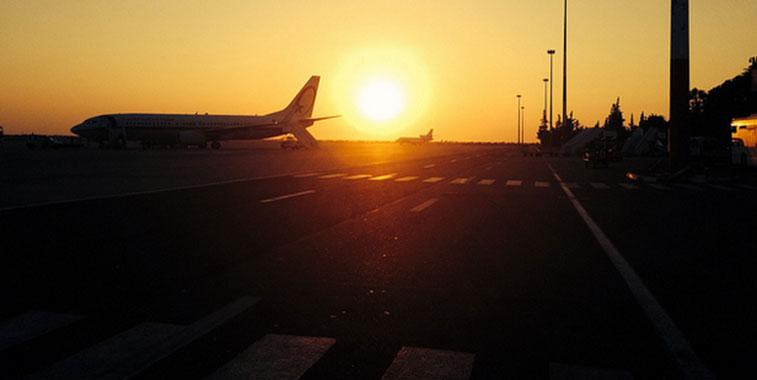 Agadir Airport Royal Air Maroc 737-800