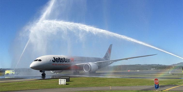 Jetstar Airways Gold Coast to Wuhan