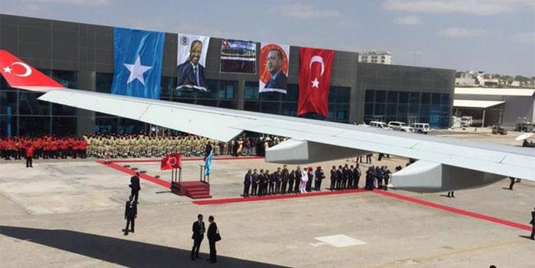 Mogadishus Aden Adde International Airport