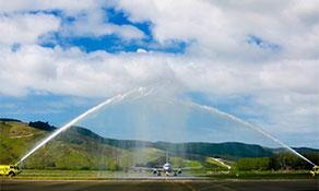 Jetstar Airways links Dunedin with New Zealand's capital