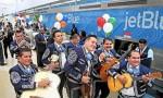 JetBlue Airways links Florida with Mexico City