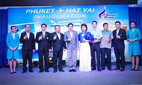 Bangkok Airways begins new domestic service